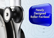 Newly designed Roller-Fairlead(tm)